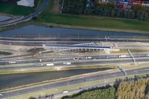 A15 MaVa – Barendrecht-Vaanplein-Maasvlakte foto: Joop van Houdt / Rijkswaterstaat